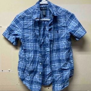3/30 Ralph Lauren Boys Button-Down Shirt